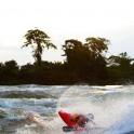 Uganda. White Nile. Rider: Vania Rybnikov. Photo: Konstantin Galat