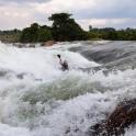 Uganda. White Nile. Rider: Dmitriy Danilov. Photo: Konstantin Galat
