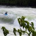 Uganda. White Nile, Itanda rapid. Rider: Alexey Lukin. Photo: Konstantin Galat