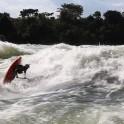 Uganda. White Nile river. Rider: Dmitriy Danilov. Photo: RTP GoPro cam