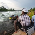 "Uganda. White Nile river, ""Nile Special"" wave. Photo: Oleg Kolmovskiy"