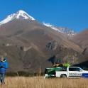 Georgia. Mt. Kazbeg. Photo: K. Galat.