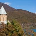 Georgia, Ananuri fortress. Photo: K. Galat.