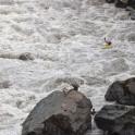 Georgia. Upper Svaneti. Inguri river. Rider: Artem Trifonov. Photo: Oleg Kolmovskiy