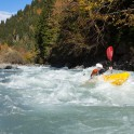 Georgia. Rioni river. Kayaker Artem Trifonov. Photo: K. Galat.