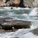 Georgia. Rioni river region. Kayaker Semen Lurie. Photo: K. Galat.