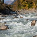 Georgia. Rioni river. Photo: K. Galat.