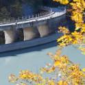 Georgia, river dam. Photo: K. Galat.