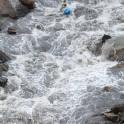 Georgia. Tskhineskali river. Kayaker: Semen Lurie. Photo: K. Galat.