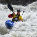 Kayaker - Egor Voskoboynikov. Photo: Aliona Buslaieva