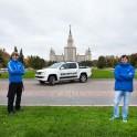 RTP team & WV Amarok. Moscow. Photo: Daria Pudenko