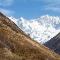 Georgia. Upper Svaneti. Mt.Skhara massive. Photo: Konstantin Galat
