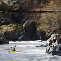 Georgia. Upper Svaneti. Inguri river. Rider: Egor Voskoboynikov. Photo: Konstantin Galat