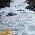 Georgia. Upper Svaneti. Inguri river. Photo: Konstantin Galat