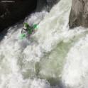 Georgia. Upper Svaneti. Nenskra river. Rider: Sergey Ilyin. Photo: Konstantin Galat