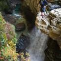 Georgia. Abasha river canyon. Egor Voskoboynikov. Photo: Konstantin Galat