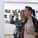 """RideThePlanet-2013"" exhibition project opening. Photo: Alexander Nazarov"