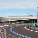 Russia. Sochi Olympic Park. Sochi Autodrom race track. Photo: Konstantin Galat