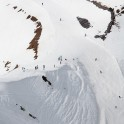 Russia. Krasnaya Polyana. Roza Khutor ski slopes. Photo: Oleg Kolmovskiy