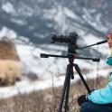 Russia. Nothern Osetia. RTP cameraman - Oleg Kolmovskiy. Photo: Konstantin Galat