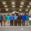 "Russia. Pyatigorsk. RTP team at ""Heliaction"" airbase. Photo: Sergey Puzankov"