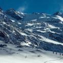 Russia. Nothern Osetia. RTP riders. Ski-tour to the Tsey glacier. Photo: Sergey Puzankov