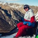 Russia. Nothern Osetia. Tsey valley. Rider: Ivan Malakhov. Photo: Sergey Puzankov