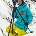 Russia. Nothern Osetia. RTP cameraman - Oleg Kolmovskiy. Photo: Sergey Puzankov