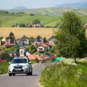 Slovakia. RTP official car - Subaru Forester. Photo: Artem Kuznetsov