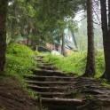 Slovakia. Mountain hut in Western Tatras. Photo: Artem Kuznetsov