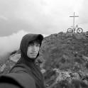 Slovakia. Western Tatras mountains. RTP cameraman - Artem Kuznetsov. Photo: selfie