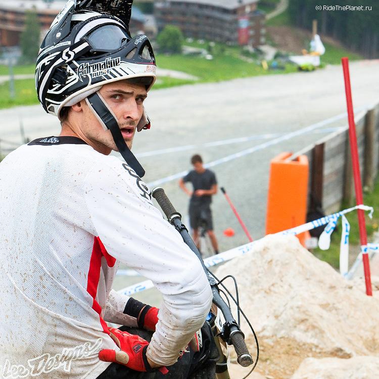 RideThePlanet: Репортаж с этапа Кубка мира по даунхилу в Леоганге