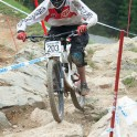 Austria, Leogang. UCI Downhill World Cup. RTP rider - Petr Vinokurov. Photo: Konstantin Galat