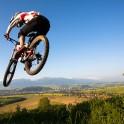 Slovakia. Liptovskiy Mikulash region. Rider - Petr Vinokurov. Photo by Konstantin Galat