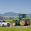 Slovakia. RTP official car - Subaru Forester. Photo: Konstantin Galat
