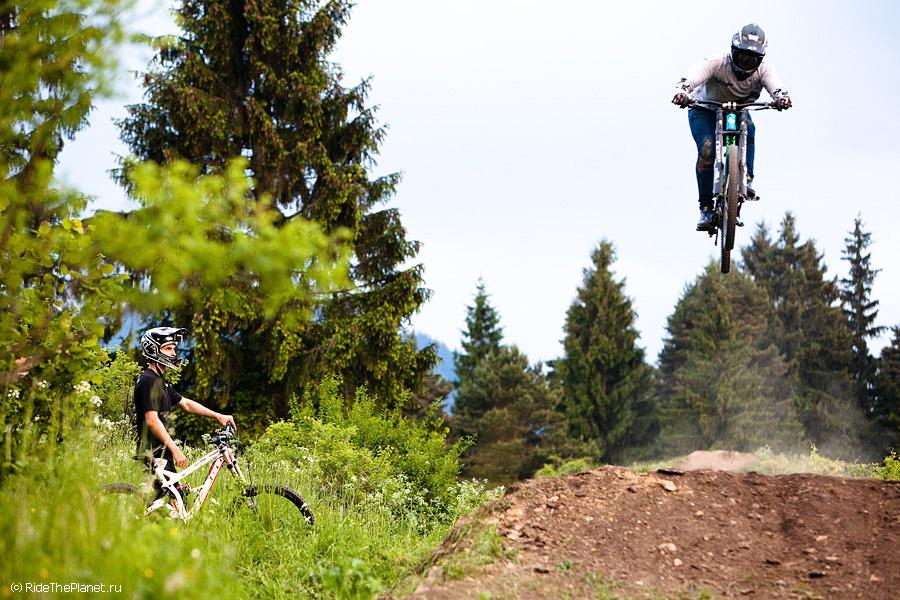 RideThePlanet: Впечатления от путешествия в Словакию райдера Кирилла Бендерони