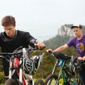 Slovakia. Western Tatras mountains. Riders: Petr Vinokurov and Kirill Churbanov (Benderoni). Photo: Konstantin Galat