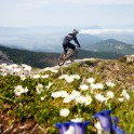 Slovakia. Western Tatras mountains. Rider: Petr Vinokurov. Photo: Konstantin Galat