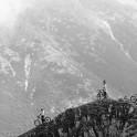 Slovakia. Western Tatras mountains. Riders: Kirill Churbanov (Benderoni), Nikolay Pukhir and Petr Vinokurov. Photo: Konstantin Galat