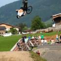 "Austria, Leogang. UCI Downhill World Cup. ""26 Trix"" contest. Photo: Oleg Kolmovskiy"