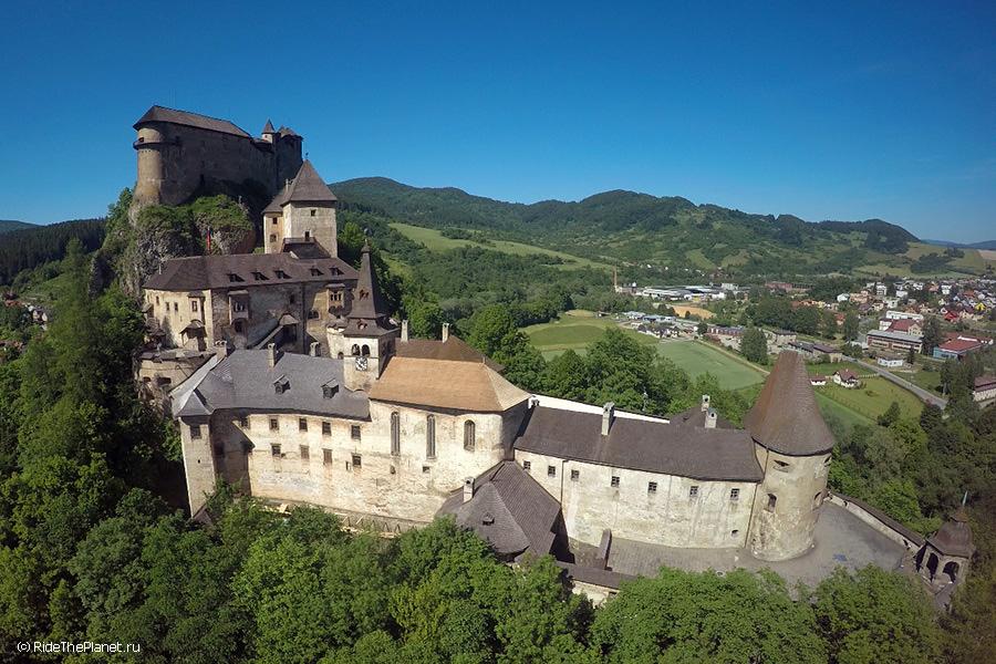 RideThePlanet: старт съемок фильма в Словакии