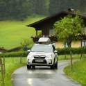 Austria. RTP project official car - Subaru Forester. Photo: Artem Kuznetsov