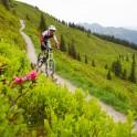 Austria. Salzburgerland. Rider - Nikoloay Pukhir. Photo: Konstantin Galat