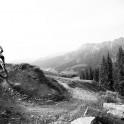 Austria. Salzburgerland. Leogang. Rider - Nikolay Pukhir. Photo: Konstantin Galat