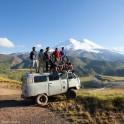 Russia. North face of Elbrus. RTP team. Photo: Yuriy Chernyaev