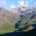 Russia. North face of Elbrus. Photo: Konstantin Galat