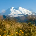 Russia. North face of Elbrus. Photo: Konstantin Galat