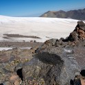 Russia. North face of Elbrus. Photo: Ludmila Zvegintseva