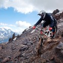 Russia. South Elbrus region. Rider - Petr Vinokurov. Photo: Ludmila Zvegintseva