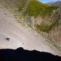 Russia. South Elbrus. Rider - Vitaliy Khripunov. Photo: Ludmila Zvegintseva